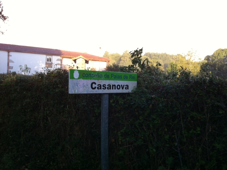 Rather Italian sounding little town!