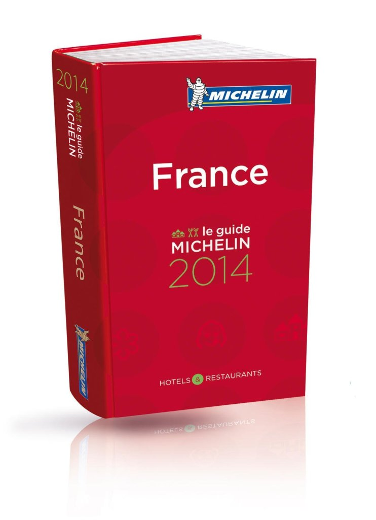 Michelin Guide France 2014