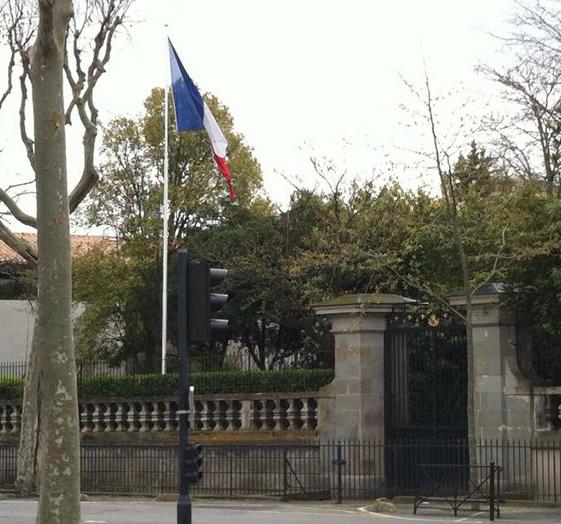 La Préfecture de l'Aude à Carcassonne