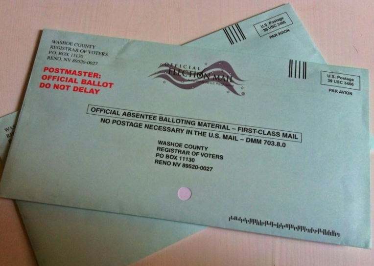 Ballot Envelopes