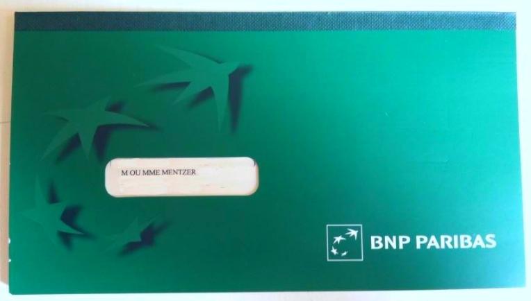 Carnet de chèques