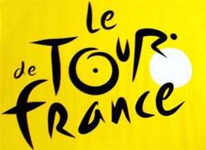 Tour de France Logo  (Wikimedia Commons)