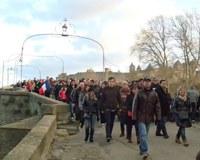 Carcassonne Unity Rally