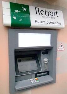 BNP ATM
