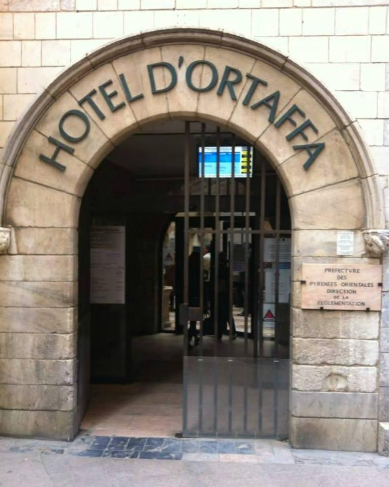 Hôtel D'Ortaffa, Perpignan