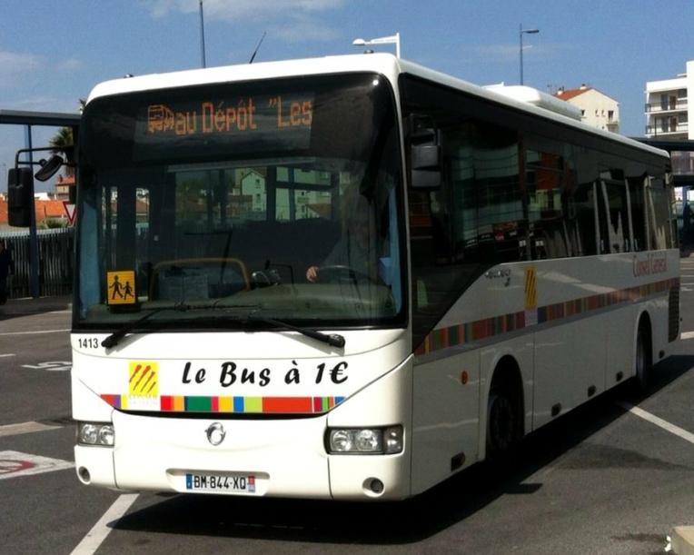 """""""Le Bus à €1"""" - Conseil Général Pyrénées–Orientales"""