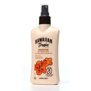 Hawaiian Tropic Spray Sunblock with 20 SPF
