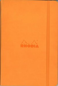 Rhodia Rhodiarama Pocket Webnotebook