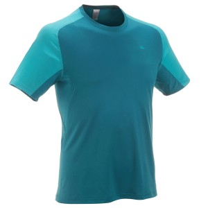 Quechua TechFRESH 100 T-shirt (Decathlon 2015 Catalog)