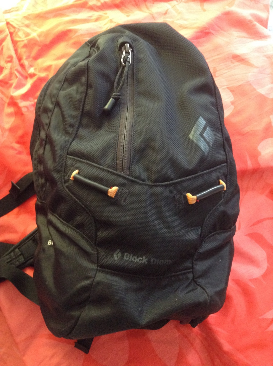"Black Diamond ""Bullet"" day pack"