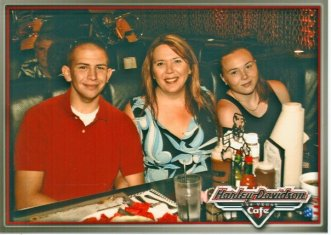 Tyler, Tracy and Dallas, 2008, Las Vegas
