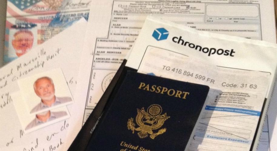 Passport Renewal Package
