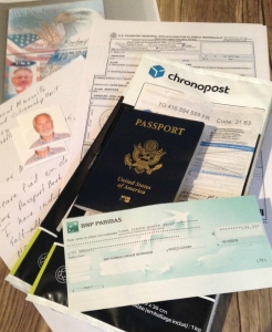 Passport Renewal Package