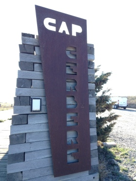 Cap Cerbere sign