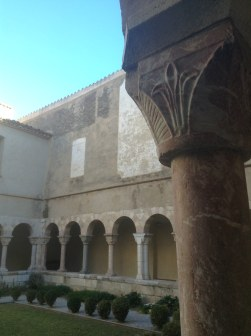 First floor of the cloister
