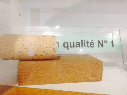 Number 1 quality cork, the best of all six quality levels