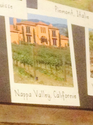 "Corks from our region were even shipped to ""Nappa Valley, Californie"""